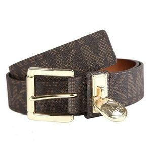 Michael Kors Women's 553305 Signature Belt